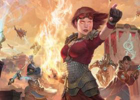 Rivolta dell'Etere è disponibile anche su Magic Duels