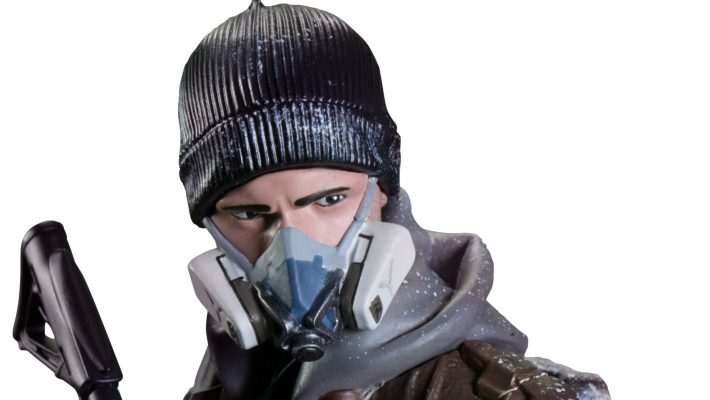 Arrivano le statuette di The Division e Ghost Recon Wildlands
