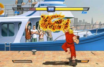 A sorpresa, anche Ultra Street Fighter II su Switch