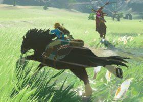 The Legend of Zelda: Breath of the Wild avrà due finali