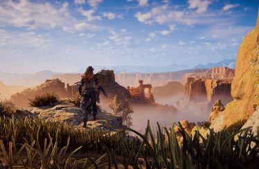 Uno splendido cinematic trailer per Horizon Zero Dawn