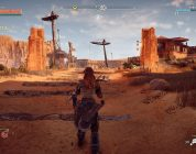 Horizon Zero Dawn includeva in principio armi da fuoco