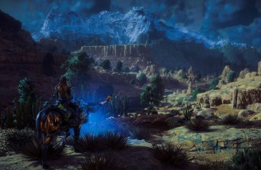 Horizon Zero Dawn: nuovo video gameplay in 4K a 60fps