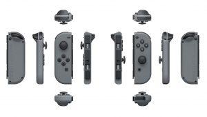 I Joy-Con di Nintendo Switch funzionano come i Wii Remote?