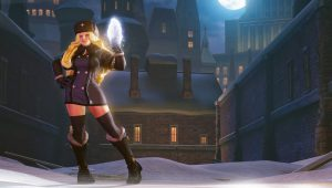 street fighter v kolin