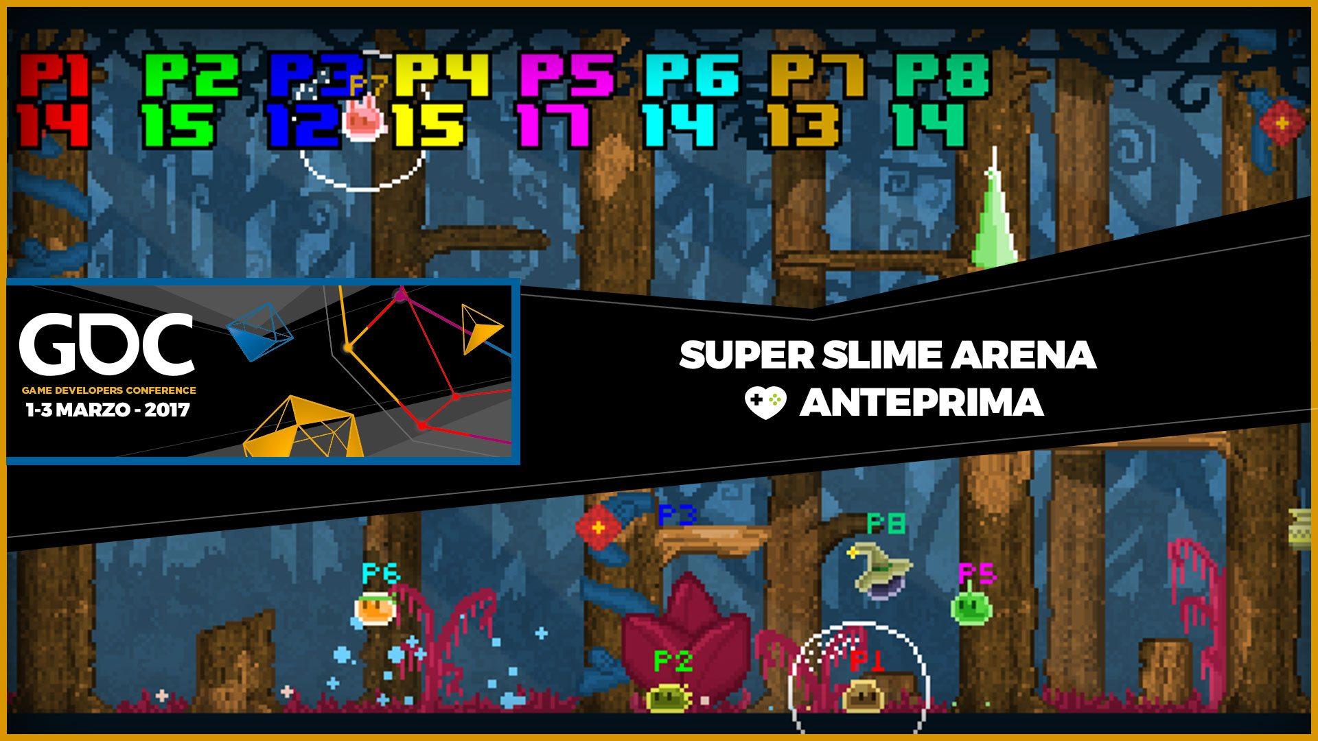 super slime arena