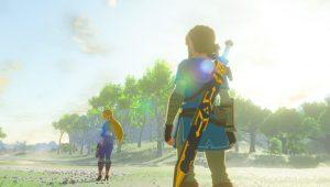 The Legend of Zelda: Breath of the Wild: la prima recensione è un 10 di EDGE