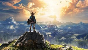 The Legend of Zelda: Breath of the Wild, tre video per il making of