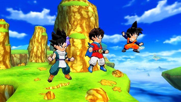 Dragon Ball Fusions arriva su Nintendo 3DS