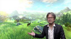 Eiji Aonuma parla della saga di Zelda