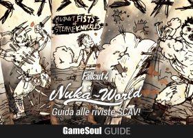 Fallout 4: Nuka World – Guida alle riviste SCAV!