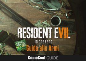 Resident Evil 7 – Guida alle armi