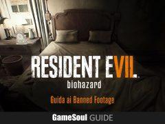 Resident Evil 7 – Banned Footage DLC: Soluzione de La Stanza