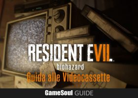 Resident Evil 7 – Guida alle Videocassette