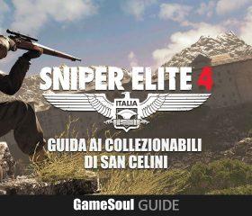 Sniper Elite 4 – Guida ai collezionabili di San Celini