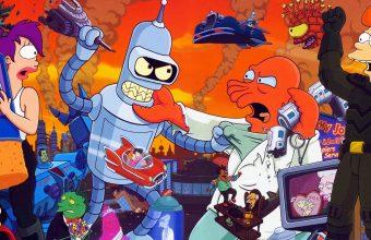 Futurama: Worlds of Tomorrow, annunciato per piattaforme mobile