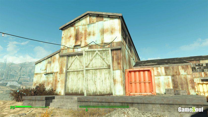 Fallout 4: dove trovare SCAV! 2