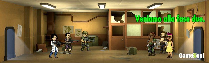 Fallout Shelter: Grande Quiz Perdere la Testa