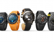 Dal MWC 2017 arriva Huawei Watch 2