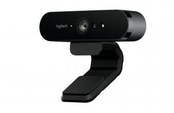 Arriva Brio, la nuova webcam di Logitech 4K con HDR