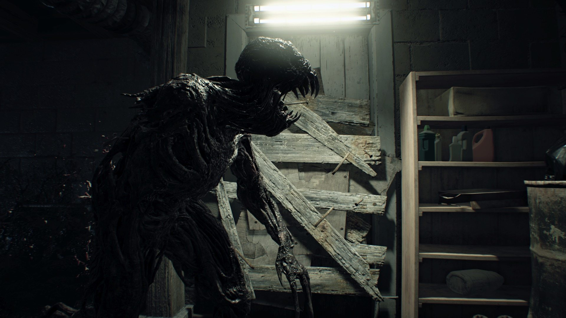 resident evil 7 biohazard banned footage
