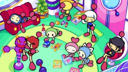 Super Bomberman R, l'opening cinematic