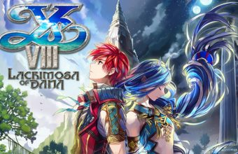 Ys VIII: Lacrimosa of Dana arriva in occidente