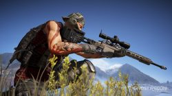 Il governo boliviano contro Ghost Recon Wildlands