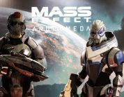 Mass Effect Andromeda Cartoomics 2017