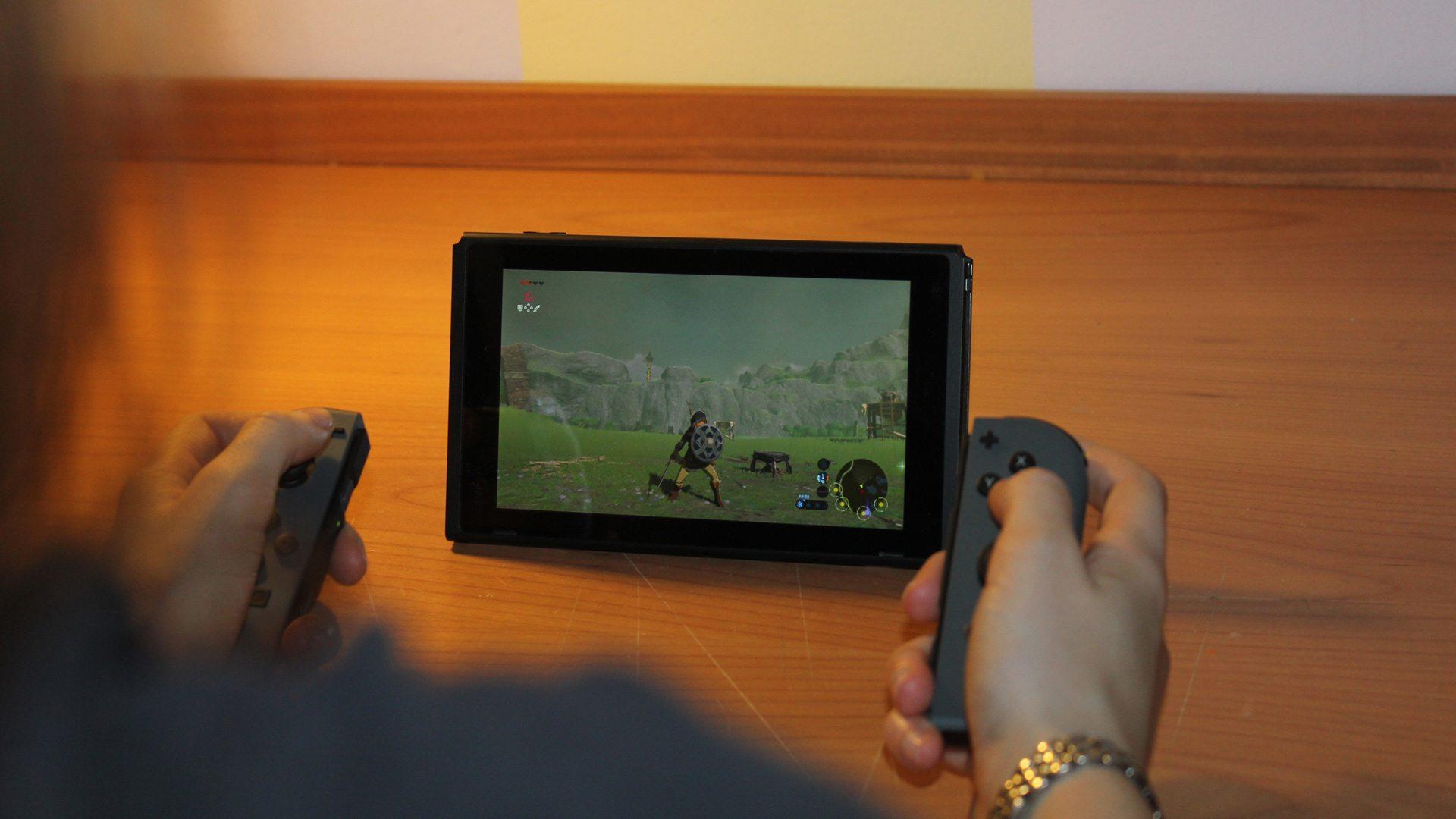 Nintendo Switch Videorecensione