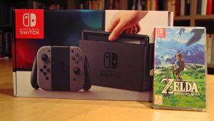 Nintendo Switch – Recensione
