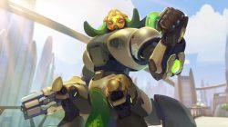 Arriva il nuovo eroe di Overwatch: Orisa