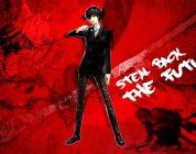 Persona 5 sarà disponibile tra poche settimane