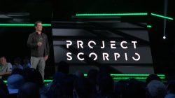 Project Scorpio potrebbe essere svelata prima dell'E3