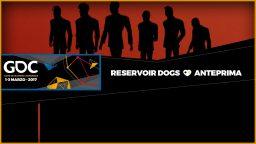 reservoir dogs bloody days