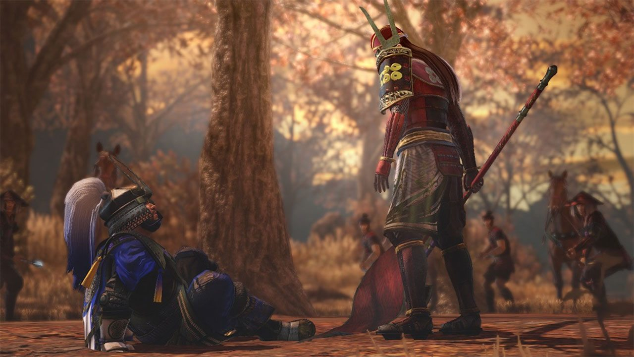 Samurai Warriros: Spirit of Sanada