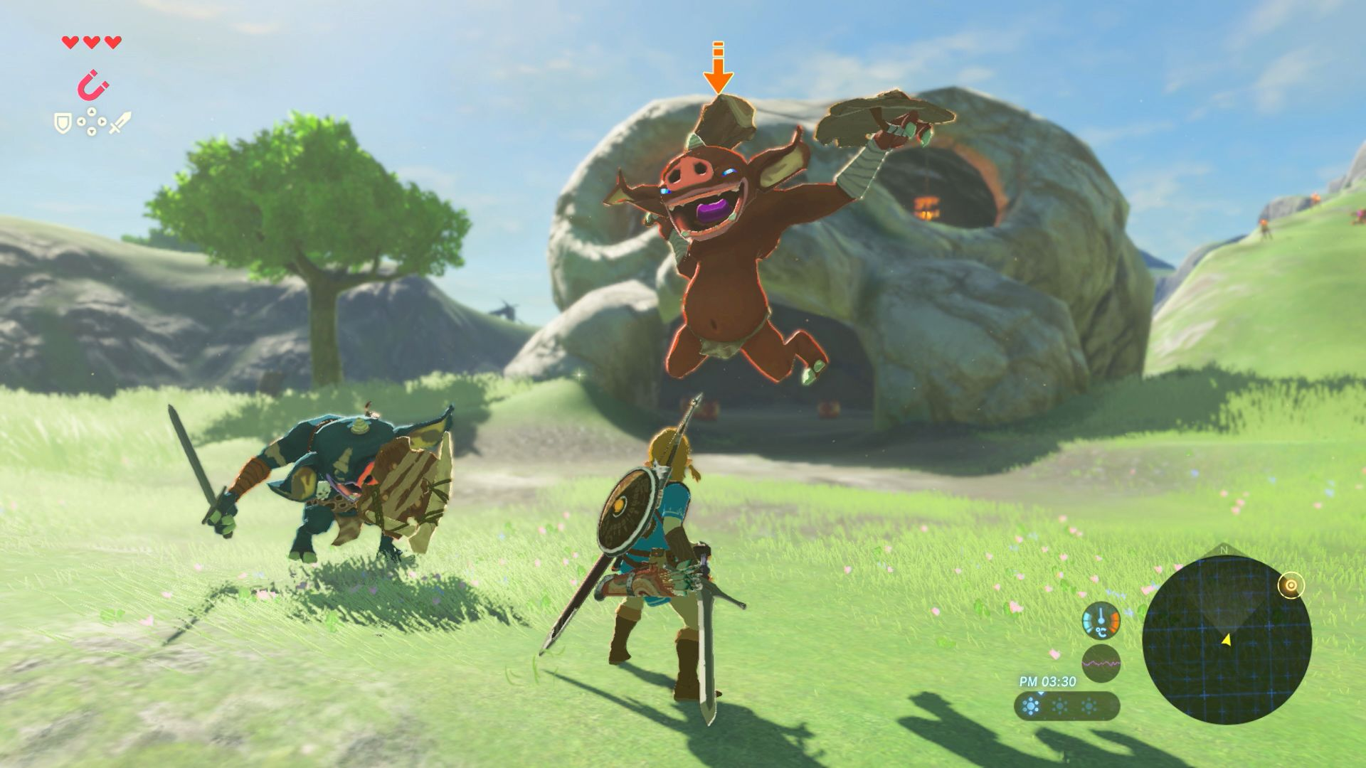 The Legend of Zelda: Breath of the Wild Recensione