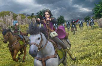 Dragon Quest XI, nuovi screenshot