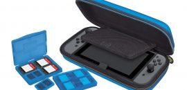 Bigben lancia una linea di custodie ufficiali per Nintendo Switch