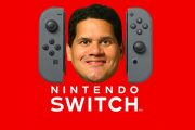 Nintendo switch reggie