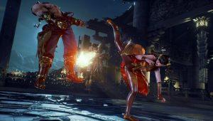 Uno sguardo ai personaggi di Tekken 7