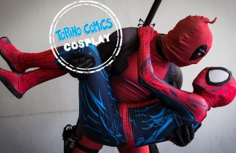 Cosplay Torino Comics 2017