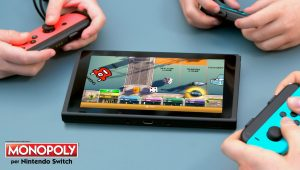 Ubisoft e Hasbro porteranno Monopoly su Nintendo Switch