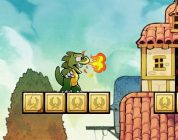 Un'edizione fisica per Wonder Boy: The Dragon's Trap