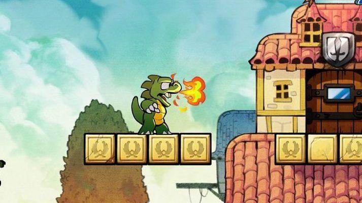 Un'edizione fisica per Wonder Boy: The Dragon's Trap