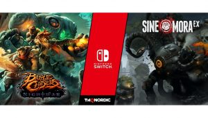 Battle Chasers: Nightwar e Sine Mora EX arrivano su Switch