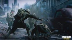 Call of Duty: WWII, non ci sarà rigenerazione della salute