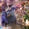 Dragon Quest Heroes II, si mostra di nuovo in video