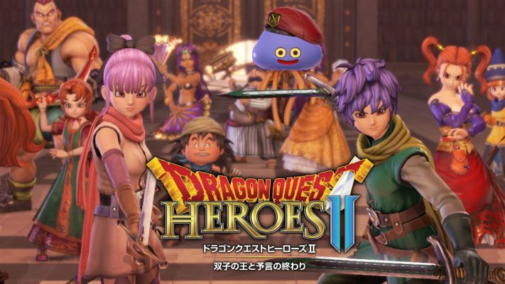 Dragon Quest Heroes II è disponibile per PS4 e PC