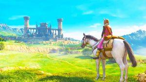 Dragon Quest XI, due nuovi gameplay per PS4 e 3DS